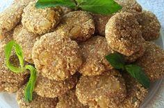 сыроедное овсяное печенье