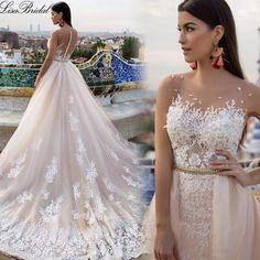 Vintage Vestidos de Novia de Encaje 2016 Por Encargo vestidos de noiva Apliques Sin Mangas Formal Largo de La Sirena Vestidos de Novia en Vestidos de novia de Bodas y Eventos en AliExpress.com | Alibaba Group