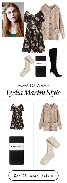 """La Push"" by jaydawn on Polyvore featuring moda, GUESS, H&M, Whistles, twilight, love, dress, LydiaMartin y NewGirl"