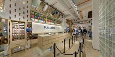 pull and bear shop interior - Google Search