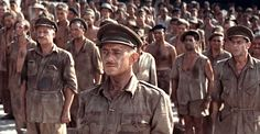 The Bridge on the River Kwai (1957) Columbia Pictures Directed by: David Lean Written by: Carl Foreman and Michael Wilson The other Oscars it won: Lean (Best Director); Alec Guinness (Best Actor); Foreman, Wilson, and Pierre Boulle (Best Adapted Screenplay); Jack Hildyard (Best Cinematography); Peter Taylor (Best Film Editing); Malcolm Arnold (Best Score) What it beat for Best Picture: 12 Angry Men, Peyton Place, Sayonara, Witness for the Prosecution