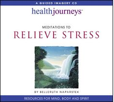 Meditations to Relieve Stress by Belleruth Naparstek http://www.amazon.com/dp/1881405621/ref=cm_sw_r_pi_dp_qRm-ub0YQD2YC