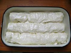 Gotove kora za pite  1. nadjev:  3 bjelanjca 2,5 dl jogurta 2,5 dl pavlake 2 dl…