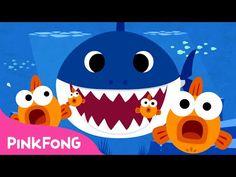 Baby Shark | Animal Songs | PINKFONG Songs for Children - YouTube