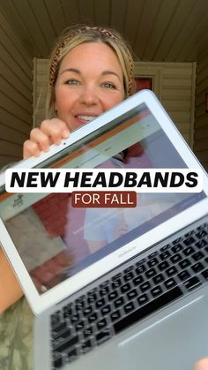 Casual Hairstyles, Headband Hairstyles, Easy Hairstyles, Casual School Outfits, Tie Headband, Comfy Casual, Headbands For Women, Fall Trends, Hair Day