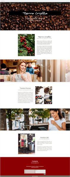 Tierra Criolla | Organic Coffee How To Speak Spanish, Organic, Coffee, Beautiful, Earth, Coffee Art, Cup Of Coffee