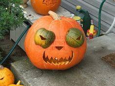 Bug Eyed Jack-O-Lantern | COLTMONDAY.com – A Whole Lot Of Awkward