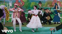 """Supercalifragilisticexpialidocious (from """"Mary Poppins"""") - Julie Andrews..."""