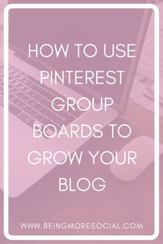 Pinterest boards can give your content that extra boost, and more exposure to being seen by more people! Get a free list of group boards you can join too! / pinterest group boards / grow your blog / join group boards on pinterest