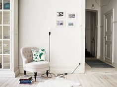 You have to see this dreamy Scandinavian apartment - Daily Dream Decor
