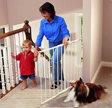 Any type of baby protective gates. New or used, as long as they are in decent condition!
