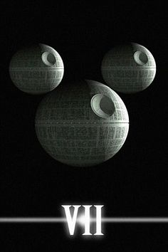 By Chris Seekell Over the past week we have been featuring the best Disney-Star Wars memes and film poster parodies, but we have only sc. Star Wars Meme, Star Wars Film, Star Wars 7, Walt Disney, Disney Magic, Disney Logo, Disney Fun, Disney Star Wars, Lucas 8