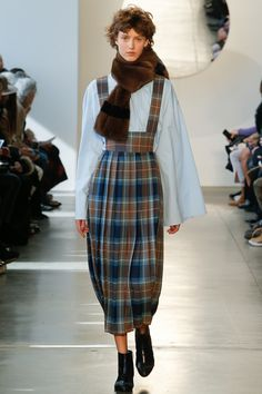 Suno Fall 2016 Ready-to-Wear Fashion Show   http://www.theclosetfeminist.ca/  http://www.vogue.com/fashion-shows/fall-2016-ready-to-wear/suno/slideshow/collection#4