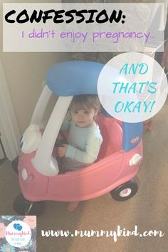 For whatever reason, pregnancy isn't always rainbows and smiles! And it's okay to say that you didn't enjoy it - read one mum's controversial admission here! Online Parenting Classes, Parenting Courses, Step Parenting, Parenting Plan, Parenting Toddlers, Parenting Hacks, Parenting Style Quiz, Parenting Styles, Labor Nurse