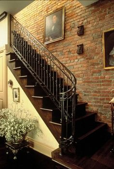 Custom Made German Village Railing by Bokenkamp's Forge