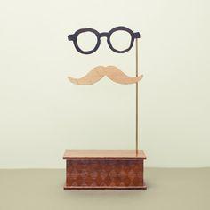 ヒゲとメガネの箱物 | Eckepunkt online shop