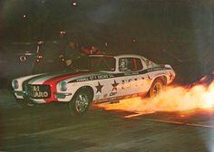 Bruce Larson USA-1 Camaro AA/FC Funny Car