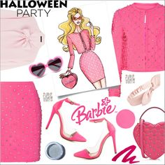 Halloween Party by danielle-487 on Polyvore featuring Karl Lagerfeld, Moschino, Liliana, Anita Ko, Forever 21, Lime Crime, Givenchy, Urban Decay and Halloweenparty
