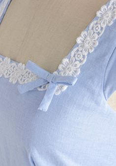 Day on the Breezeway Dress, #ModCloth