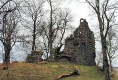 Crawford - Ruins of Castle Crawford ©John Mcleish