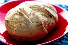 Fresh, No-Knead Artisan Bread by PoetInThePantry, via Flickr