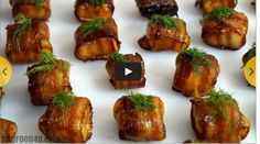 Salmon Bacon Bites https://www.youtube.com/watch?feature=player_embedded&v=z0SKJpt3Mbk#t=0