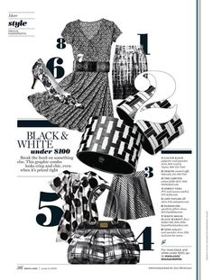 Black and White Product: More Magazine