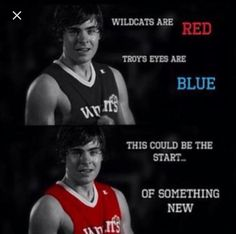 Haha, love this (and Zac Efron)! High School Musical Quotes, Hight School Musical, Wildcats High School Musical, Troy Bolton, Disney Memes, Disney Quotes, Vanessa Hudgens, What Team, Old Disney