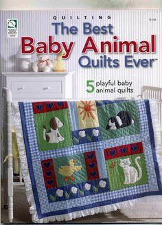 The Best Baby Animal Quilts Ever - Johanne L M - Álbumes web de Picasa