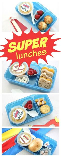 Toddler Approved!: Super Lunch Ideas for Kids in partnership with @DelMontebrand