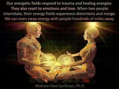 be careful who you swap energy with! beware the energy vampires!