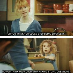 Outnumbered. Hilarious British show