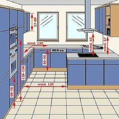 New Kitchen Design Layout Ikea 67 Ideas New Kitchen Designs, Kitchen Room Design, Kitchen Cabinet Design, Modern Kitchen Design, Home Decor Kitchen, Interior Design Kitchen, Kitchen Ideas, Layout Design, Design Design