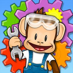 Monkey Preschool FixIt *** See this great product. (Note:Amazon affiliate link)
