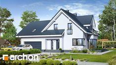 Dom w tamaryszkach 2 Home Fashion, House Styles, Outdoor Decor, Houses, Home Decor, Trendy Tree, Home, Homes, Interior Design