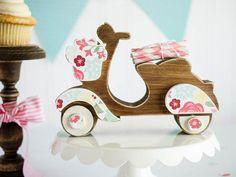 Výsledek obrázku pro diy baby scooter