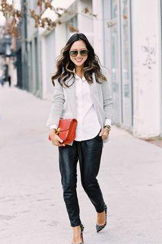 3+Wardrobe+Staples+Styled+For+Work+