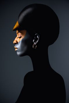 Mousson Atelier jewelry collection by Vero Nic, via Behance