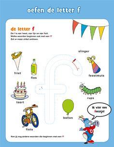 Letter F, Letter Logo, Letter School, Teaching English Grammar, 4 Kids, Spelling, Worksheets, Alphabet, Vocabulary
