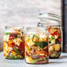 A Food, Good Food, Lemon Kitchen, Homemade Pickles, Tapenade, Meals In A Jar, Chutney, Lemon Recipes, Fermented Foods