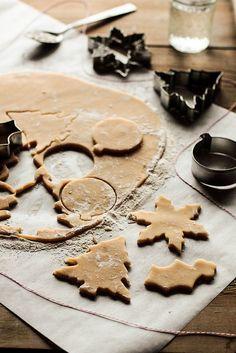 Sugar Cookie Tips  #food #cookies #Christmas