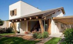 casa com garagem lateral