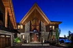 Palmer Pointe Road Residence-Eskuche Design-01-1 Kindesign...on Lake Minnetonka, Minnesota
