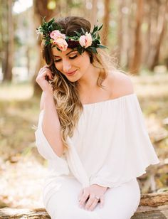 flower crown - every image in this gallery is stunning