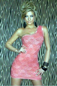Clubwear - Vestito da Discoteca Sexy