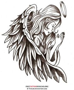 guardian angel wings - Google Search