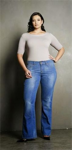 c17a1412a6b The Search For The Perfect Pair Of Plus Size Jeans
