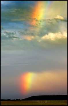 There's always a rainbow after the storm :)