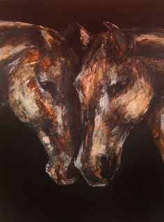 I love Horse artwork.  This artist has a lot of different horse prints.
