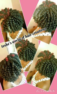 Ir Inspir Tion, Crochet Braids, Hairstyle Ideas, Hair Journey, Crochet ...